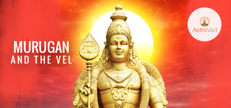 Murugan and the Vel