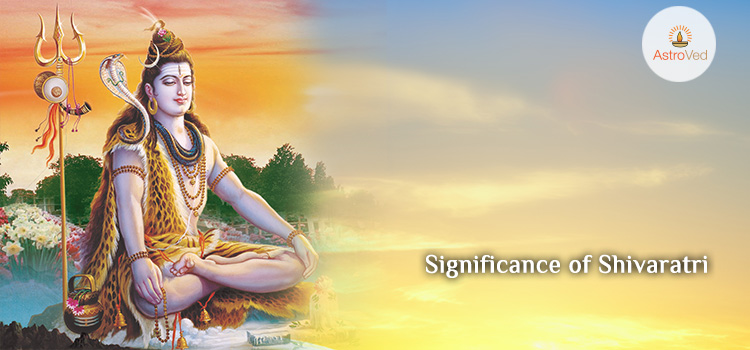 Significance of Shivaratri