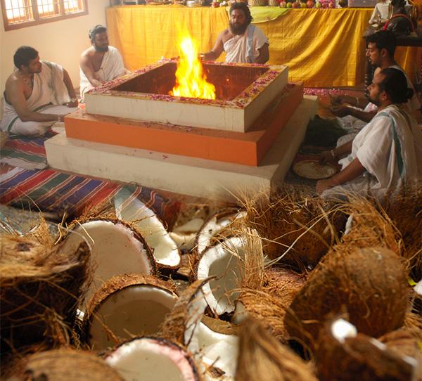 Runahara Ganapati Homa