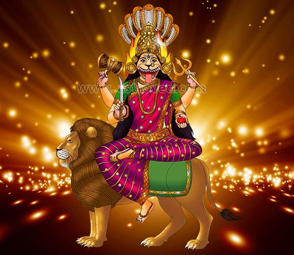 Nikumbala Pratyangira Devi Homa