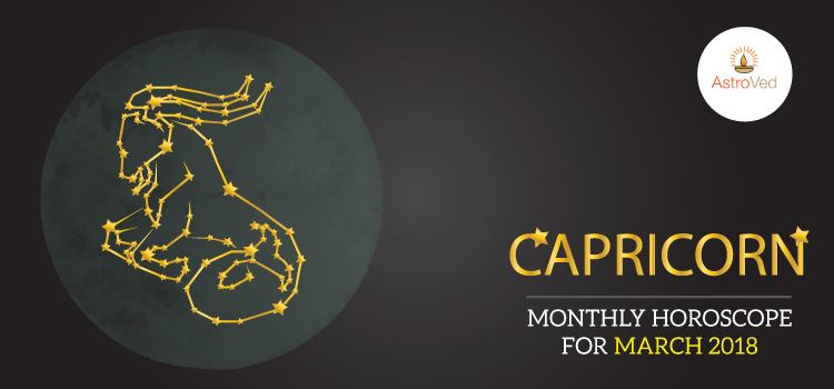 Capricorn Monthly Horoscope for March 2018
