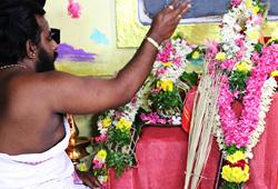 Raktha Pushpanjali