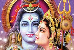 Lord Shiva & Goddess Parvati