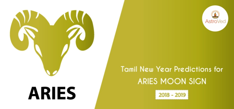 Tamil New Year Predictions for Aries Moon Sign 2018 – 2019