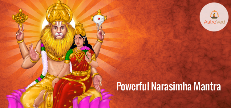 Powerful Narasimha Mantra