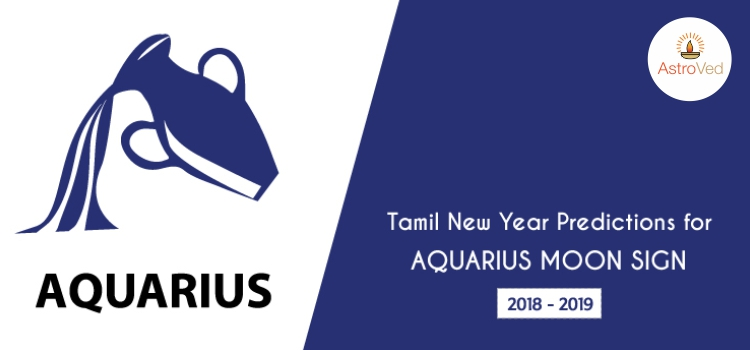 Tamil New Year Predictions for Aquarius Moon Sign 2018 – 2019