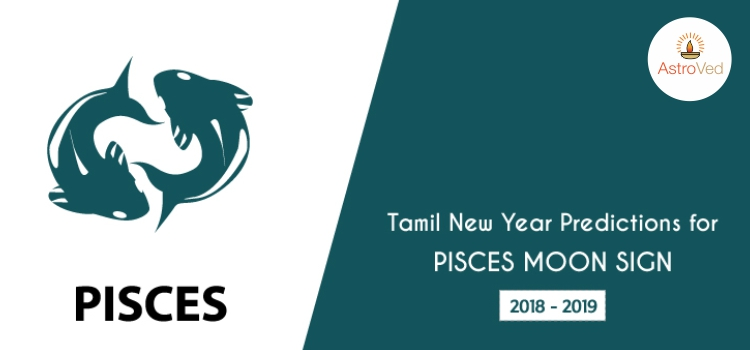 Tamil New Year Predictions for Pisces Moon Sign 2018 – 2019