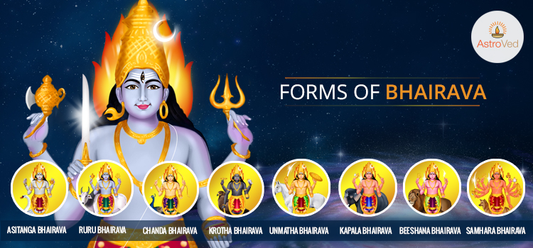 Forms-of-bhairava