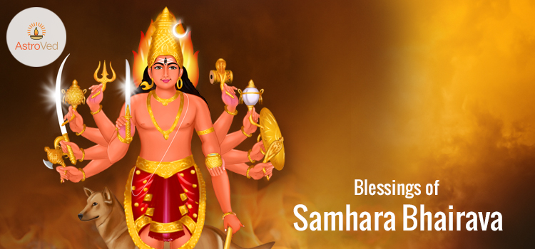 samhara-bhairava