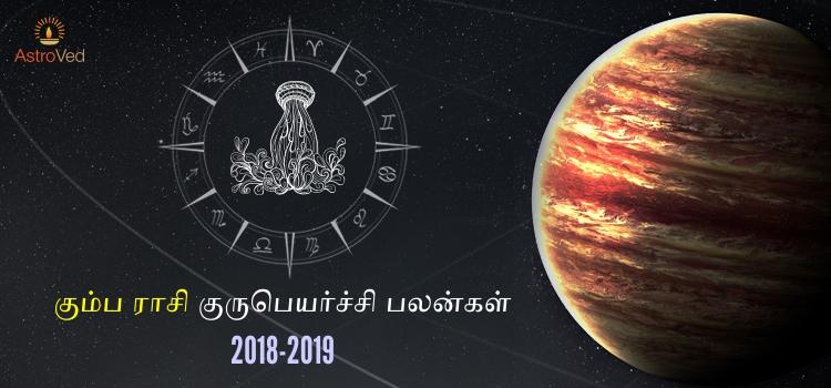 kumba-rasi-guru-peyarchi-palangal-2018-2019