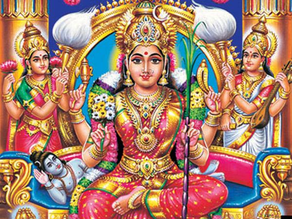 Goddess Lalita