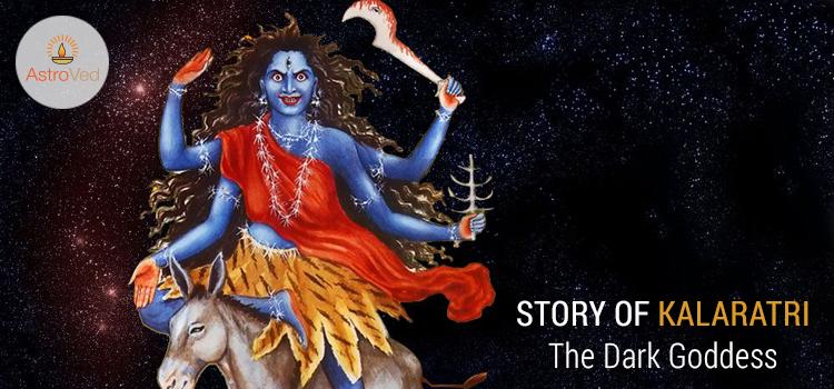 story-of-kalaratri-the-dark-goddess