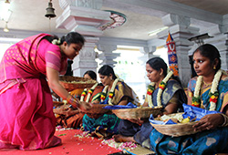 Sumangala Dravyaahuti