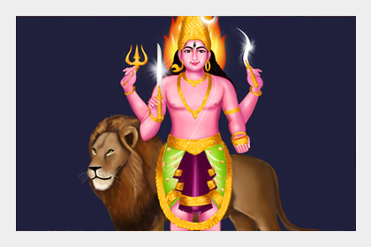 8 Priest Individual Ashta Bhairava Homa