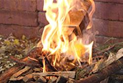 Grand Aahi Raja Maha Mantra Fire Pooja