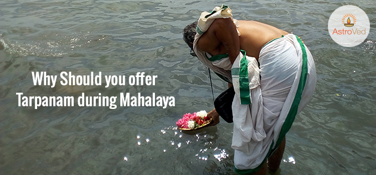 Why Should You Offer Tarpanam During Mahalaya