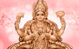 Ashtalakshmi Powerspot Archana