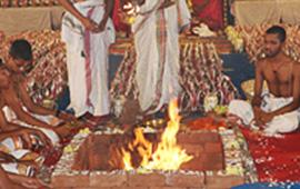 Raja Ganapati Homa