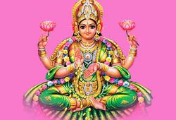 Archana (Pooja) to Lakshmi