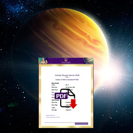 Jupiter Transit Report 2018