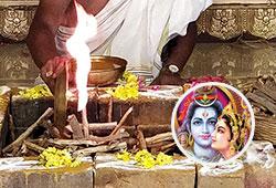 Ardhanareeswara Homa