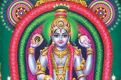 Tulsi Para Vazhipadu to Maha Vishnu at Kerala Powerspot