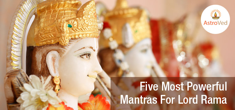 Five Most Powerful Mantras For Lord Rama