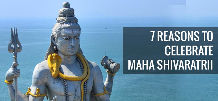 7 Reasons to Celebrate Maha Shivaratri