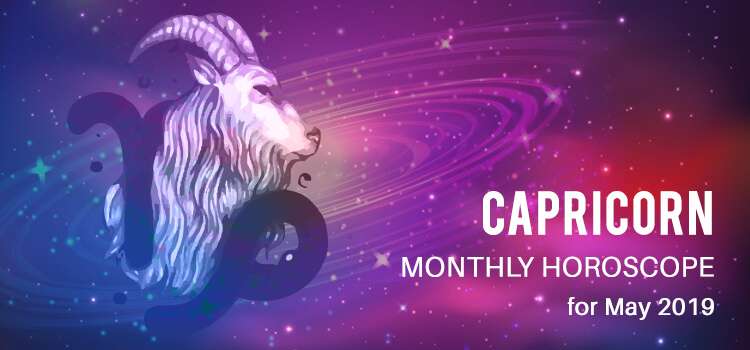 May 2019 Capricorn Monthly Horoscope