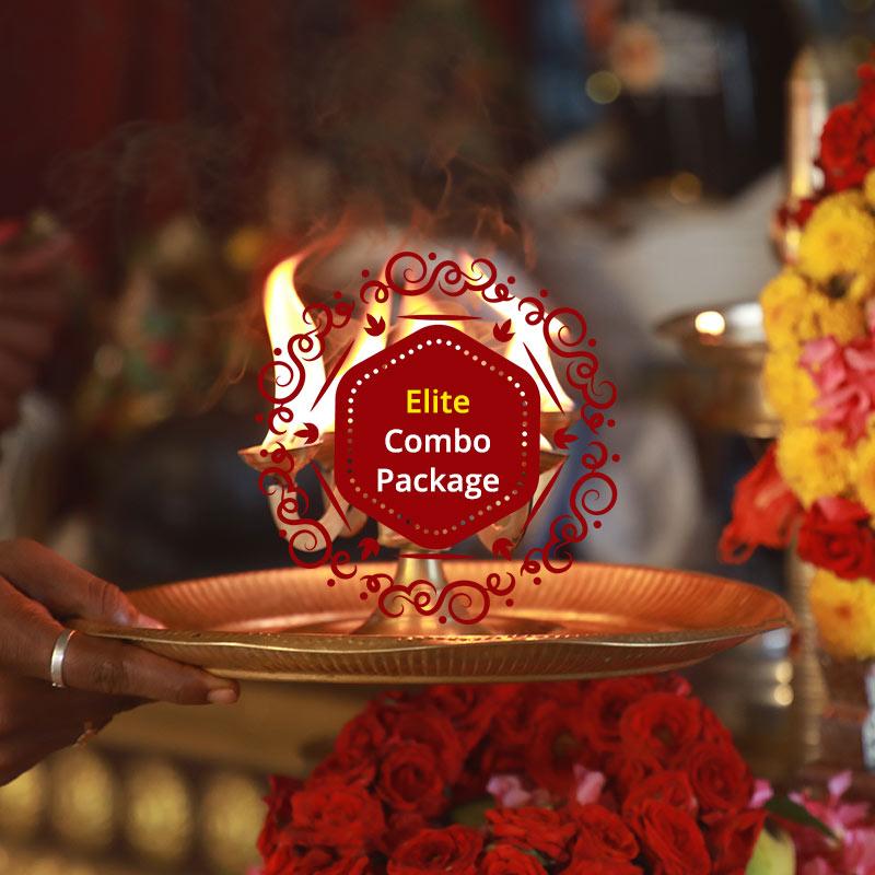 Rama Navami and Chitra Purnima Elite Combo Package