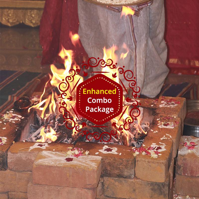 Rama Navami and Chitra Purnima Enhanced Combo Package