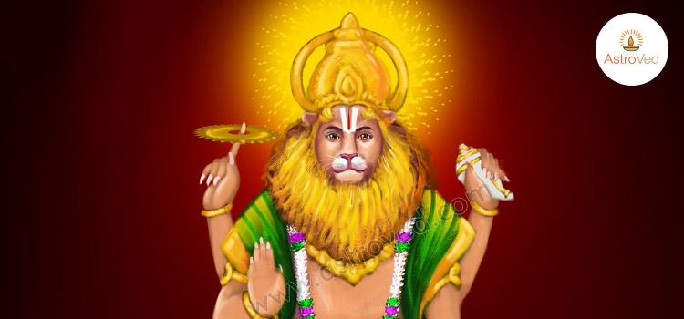 Significance of Narasimha Jayanthi