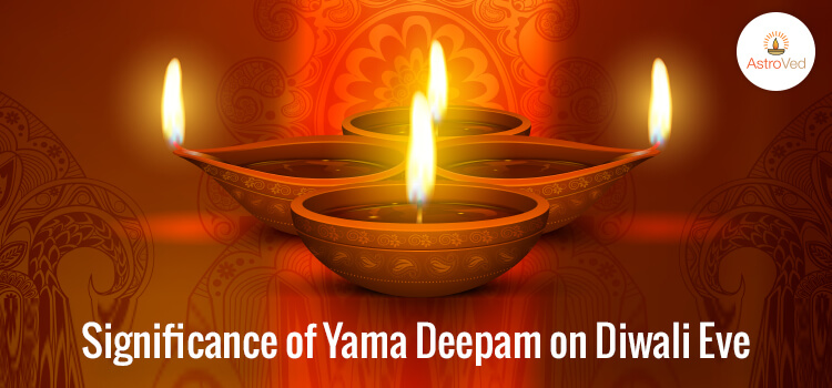 Significance of Yama Deepam on Diwali Eve