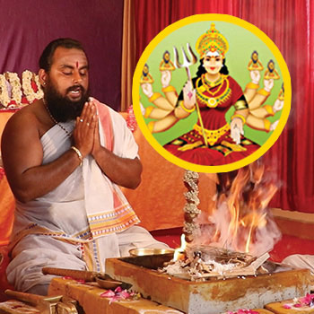 Individual Mrityunjaya Homa
