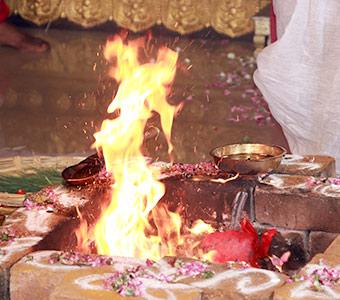 Sri Saradha Tilakoktha Shanmuga Moola Mantra Fire Lab