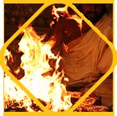 Chanting 5 Sacred Suktams