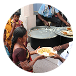 Food Feeding to Poor and Needy on June 3, 2019 (IST)