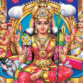 Invocation of 4 Life-Changing Goddesses During 'Aadi