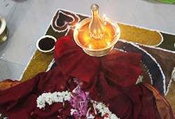 Grand Bhagavati Seva Pooja