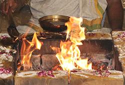 Thila Homa at Rameshwaram