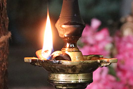 Lighting Ghee Lamp