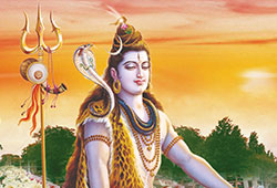 Lord Shiva Hydration Pooja with Water