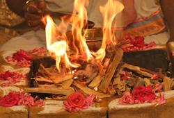 Maha Varahi Moola Mantra Homa