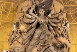 Ganesha Grants Fortune Blessing