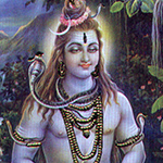 Shiva as Naganathaswamy