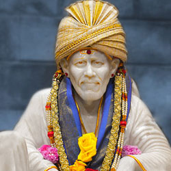 SHIRDI SAI BABA STATUE MAINTENANCE