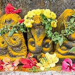 Snake God at Garudan Kavu