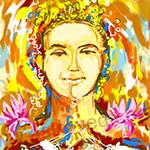 Sun God as Suryanar