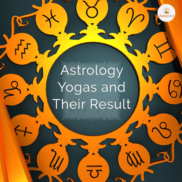 Astrology Yogas and Their Results