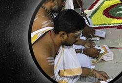 Veda Parayanam During Grahana Period